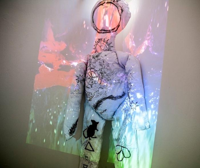 Lily Koto Olive, Transmutation Installation, 2014