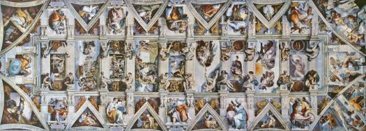Michelangelo – Sistine Chapel Ceiling