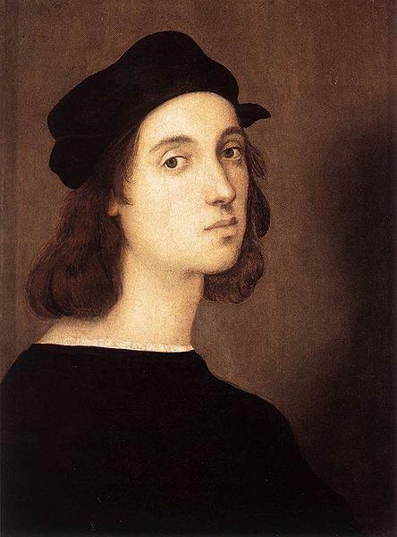 Raphael – Self Portrait