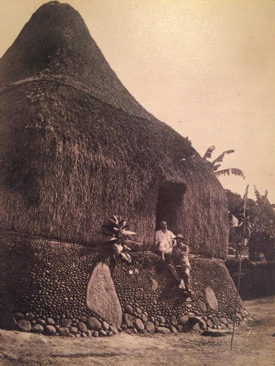 John Lafarge in Tahiti